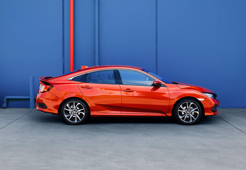 Civic Sedan Honda Sensing