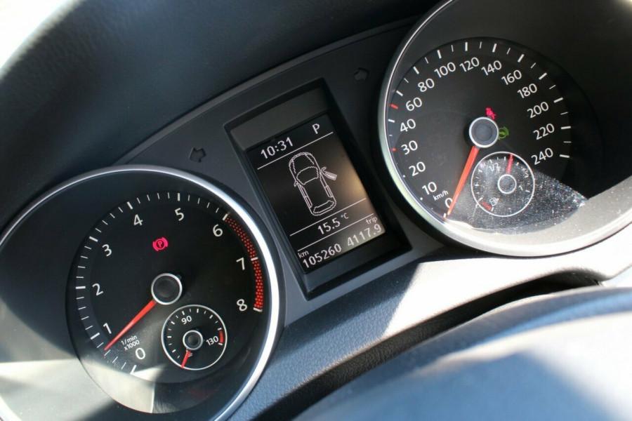2011 Volkswagen Golf VI MY11 90TSI DSG Trendline Hatchback