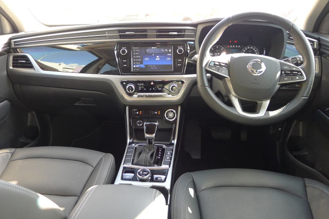 2019 SsangYong Korando Ultimate LE 37 of 40