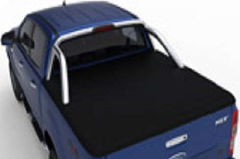 Tonneau Cover - Soft - Super Cab - with load rest