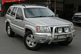 Jeep Grand Cherokee Limited WG MY2004