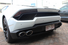2017 MY18 Lamborghini Huracan 724 MY18 LP580-2 Coupe Image 4