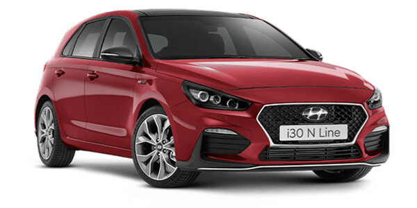 2018 MY19 Hyundai i30 PD.3 N Line Hatch