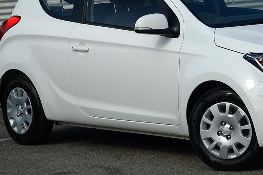 2013 Hyundai I20 PB MY13 ACTIVE Hatchback