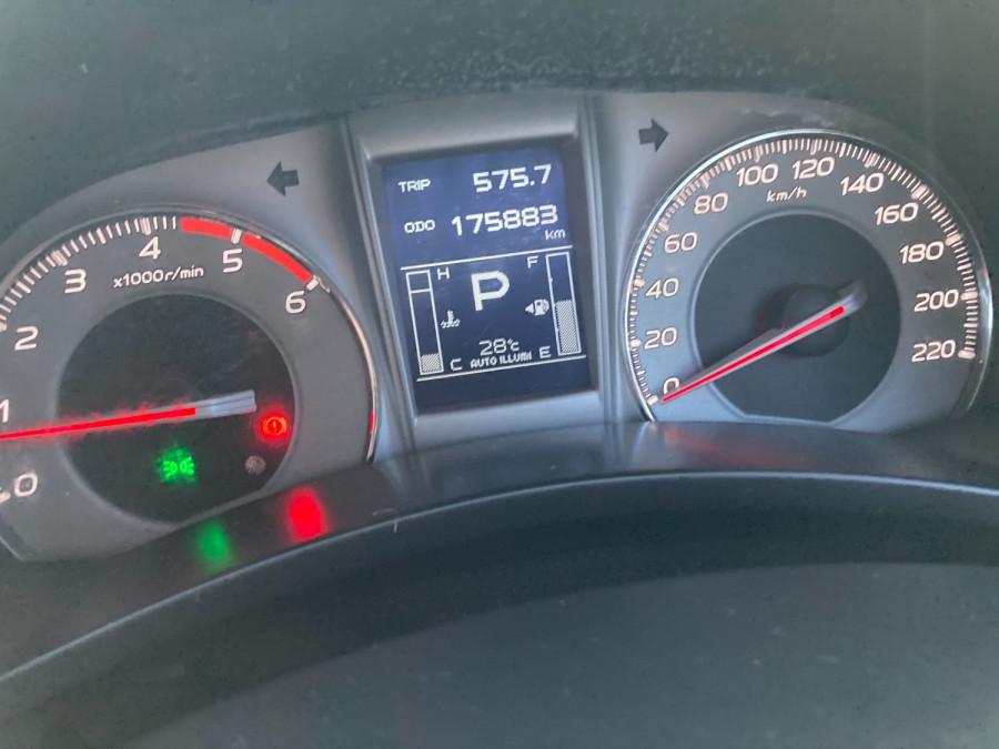2014 MY15 Isuzu UTE MU-X Turbo LS-U Wagon Image 10