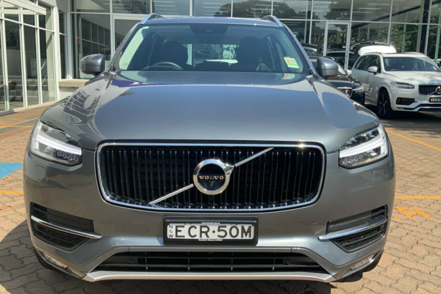 2019 Volvo XC90 256 MY19 D5 Momentum (AWD) Suv
