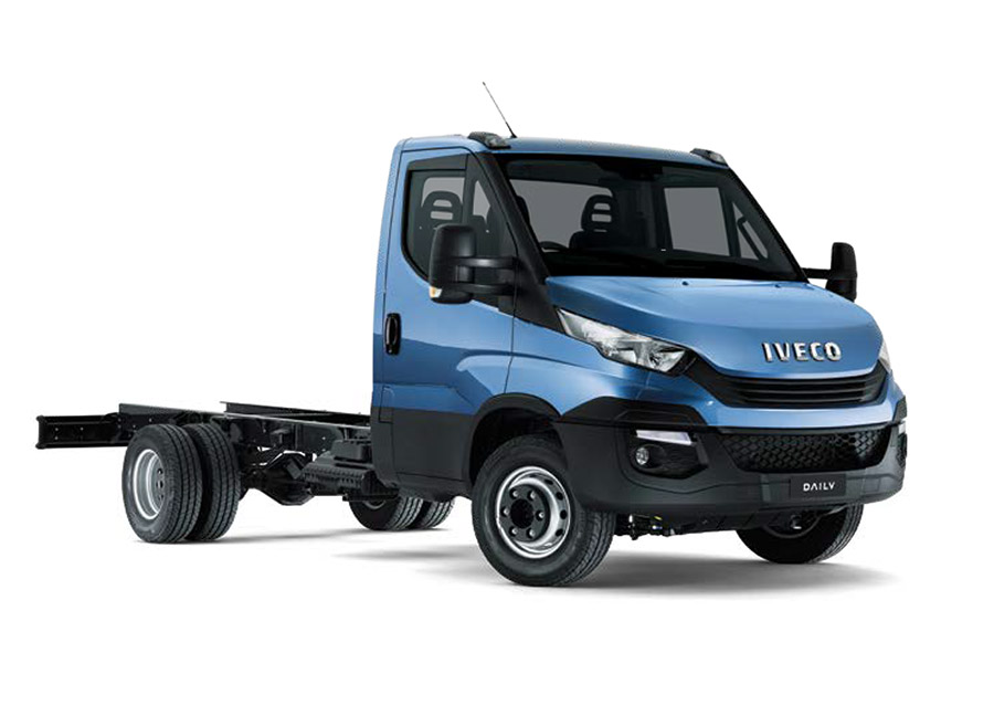 Daily 50C Single Cab Chassis