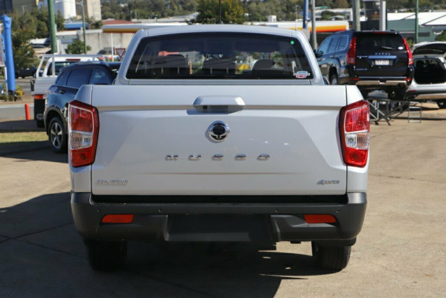 2019 SsangYong Musso XLV Ultimate 9 of 22