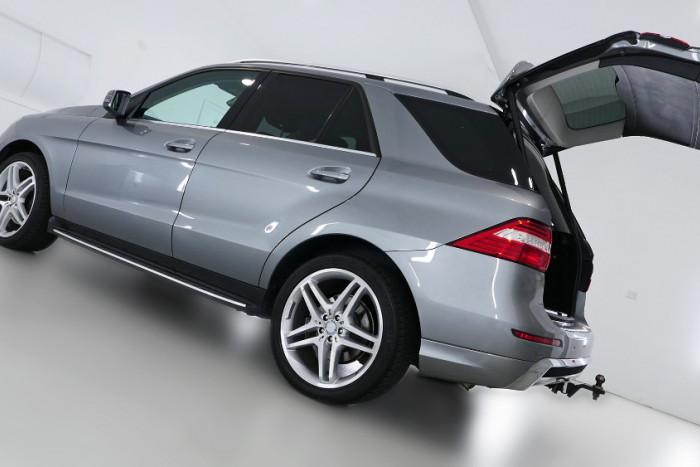 2013 Mercedes-Benz M-class W166 ML350 BlueTEC Wagon Image 22