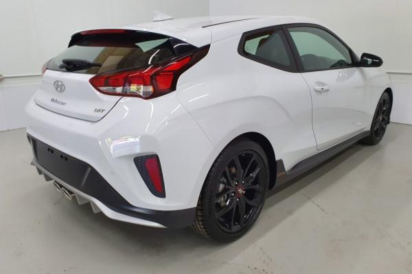 2019 MY20 Hyundai Veloster JS Turbo Coupe Image 2