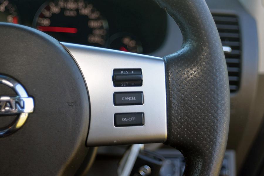 2012 Nissan Navara D40 S5 MY12 ST-X Utility