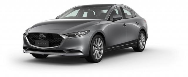 2021 Mazda 3 BP G20 Evolve Sedan Sedan Mobile Image 2