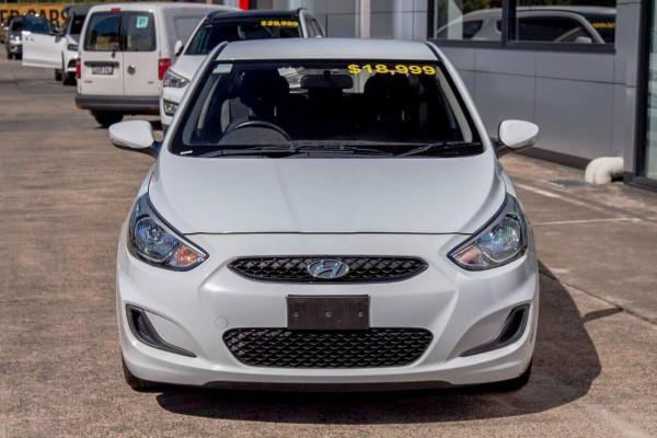 2018 Hyundai Accent RB6 MY18 Sport Hatchback Image 3