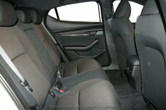 2021 MY20 Mazda 3 BP G20 Evolve Hatch Hatchback Image 4