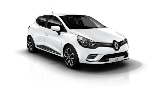 Renault CLIO 2018 Plate Clearance - Life Turbo - Auto