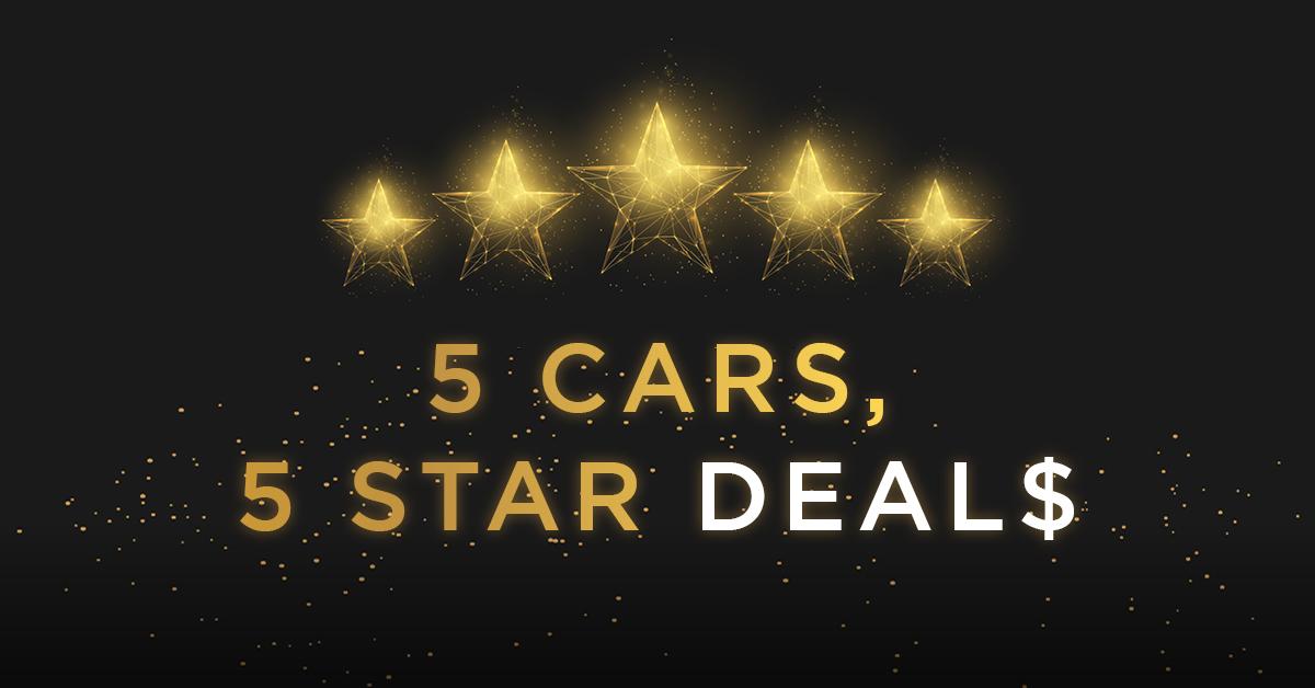 5 Star Deals