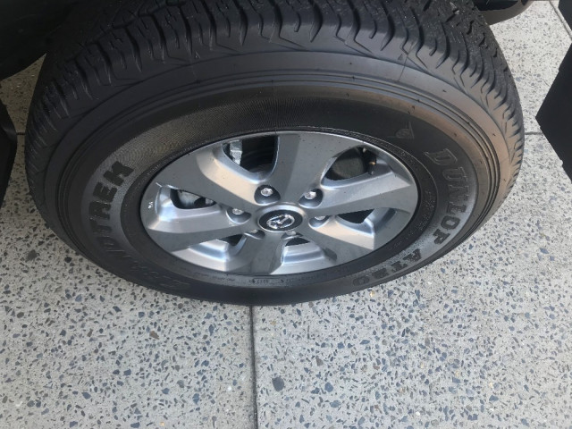 2017 Mazda BT-50 UR0YG1 Turbo XT 4x4 dual cab