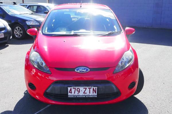 2012 Ford Fiesta WT CL Hatchback Image 2
