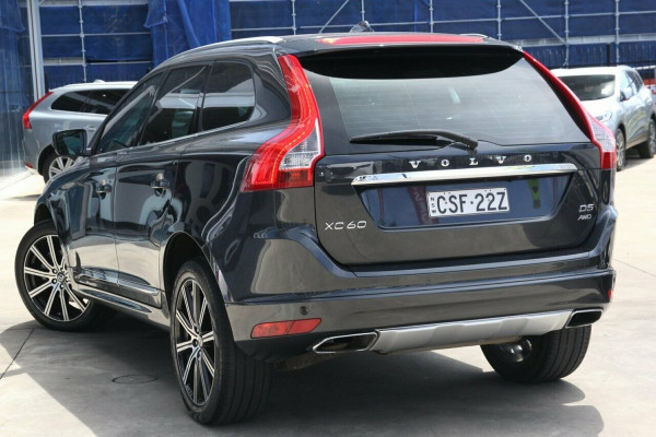 2014 Volvo XC60 DZ D5 Luxury Suv