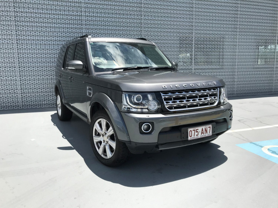 2015 Land Rover Discovery Vehicle Description.  4 L319 MY15 SDV6 HSE WAG SA 8sp 3.0DTT SDV6 Suv Image 1