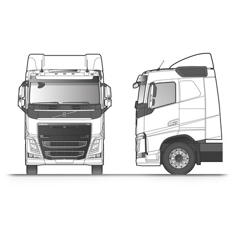 The new Volvo FH16 Sleeper cab