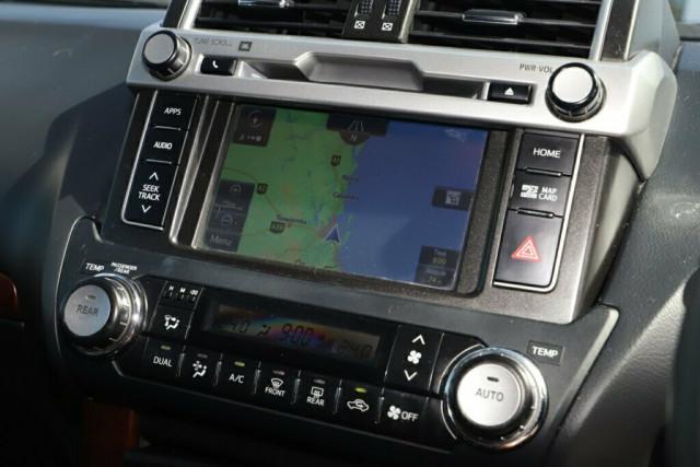 2015 Toyota Landcruiser Prado GDJ150R VX Suv Image 17