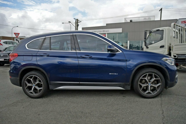 2016 BMW X1 F48 sDrive18d Steptronic Suv Image 5