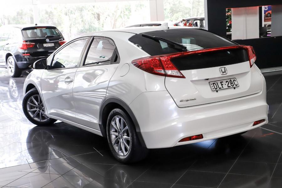 2013 Honda Civic VTi-S
