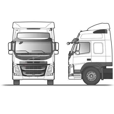 The new Volvo FM Globetrotter cab