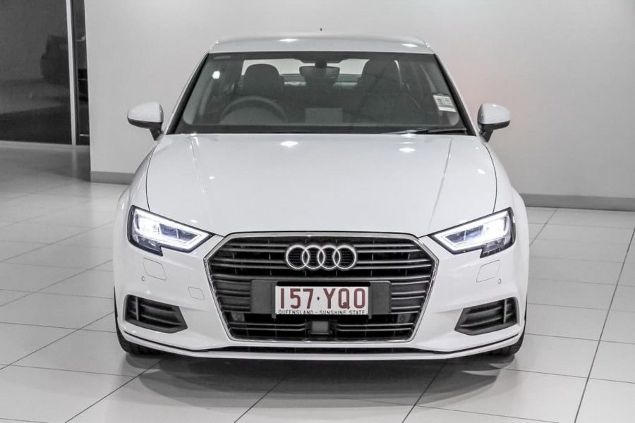 Demo 2018 Audi A3 730614 Brisbane Autosports Group