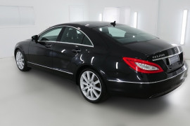 2013 MY13.5 Mercedes-Benz Cls-class C218 MY13.5 CLS250 CDI Sedan Image 4