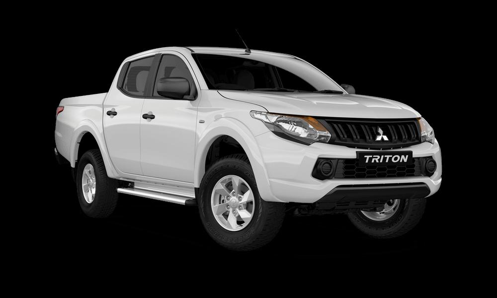 TRITON GLX+ 4WD MANUAL