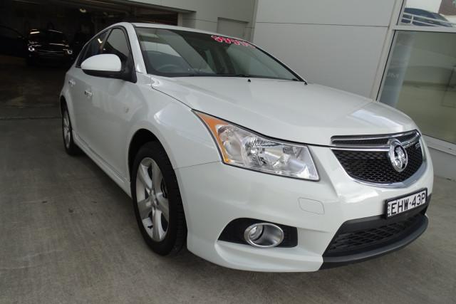 2012 Holden Cruze SRi 1 of 22