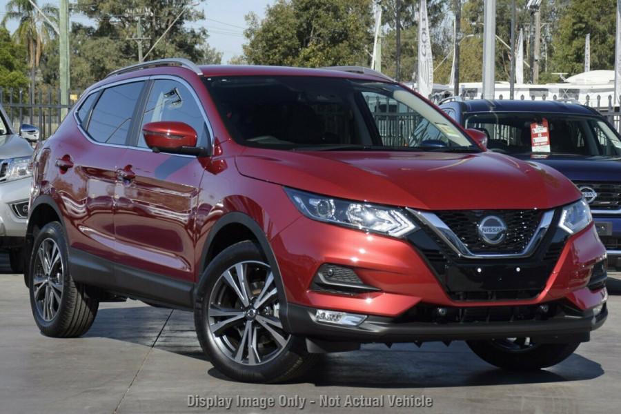 2020 MY0  Nissan QASHQAI J11 Series 3 ST-L Suv Image 1