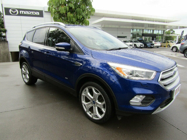 2016 Ford Escape ZG Titanium Suv Mobile Image 9