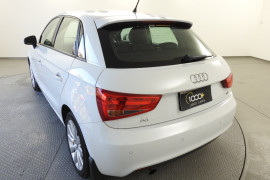 2012 MY13 Audi A1 8X MY13 Attraction Hatchback Image 4