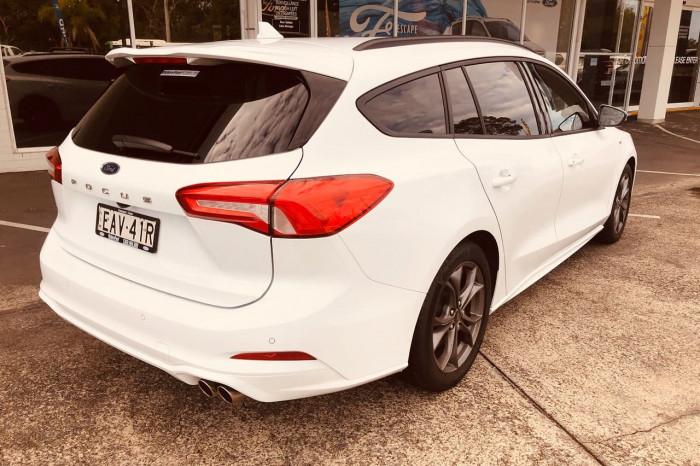 2019 MY19.25 Ford Focus SA ST Line Wagon Hatchback