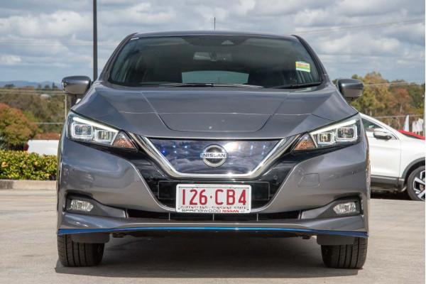 2021 Nissan Leaf ZE1 e+ Hatchback Image 3