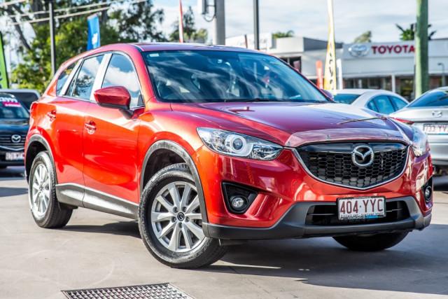 2012 Mazda Cx-5 KE1071 Maxx Sport Suv