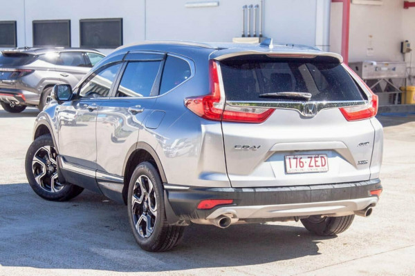 2017 MY18 Honda CR-V MY18 VTi-LX (AWD) Suv Image 2