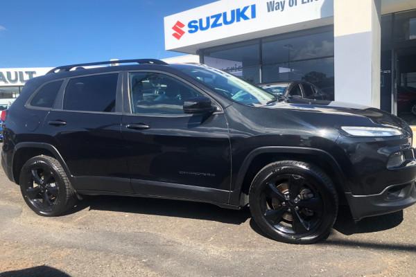 2015 Jeep Cherokee KL Blackhawk Suv