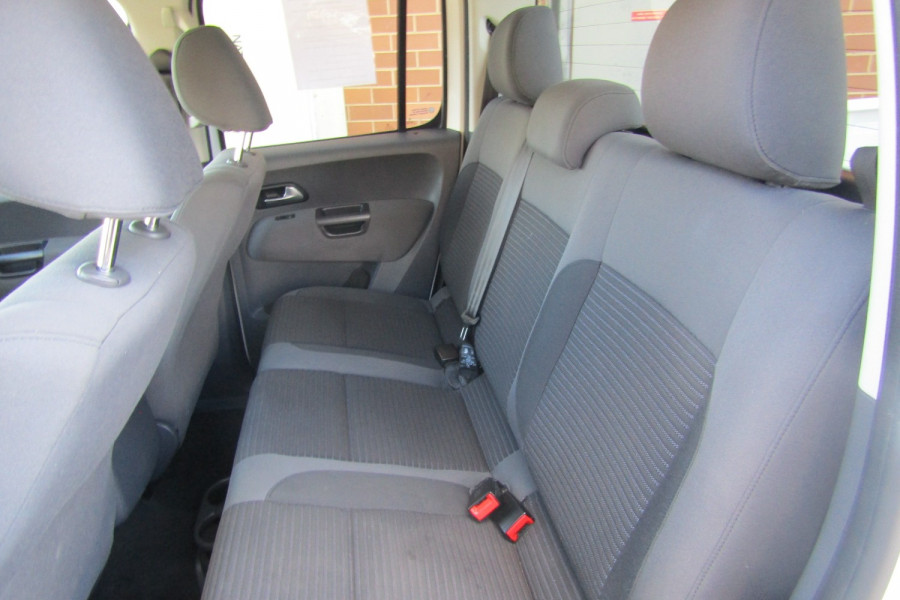 2016 Volkswagen Amarok 2H Dual Cab Highline Dual cab Image 8
