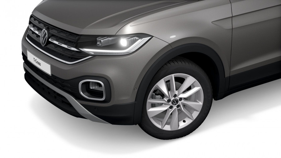 2021 Volkswagen T-Cross C1 85TSI Style Wagon Image 7