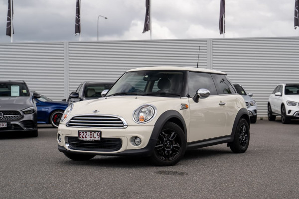 Mini Hatch Ray R56 LCI