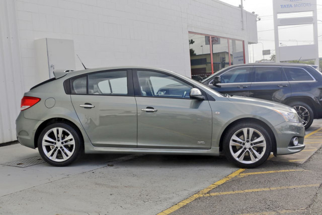 2014 Holden Cruze Hatchback