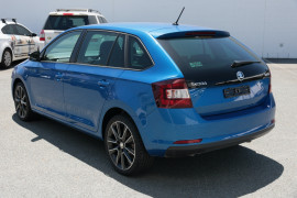 2018 MY18.5 Skoda Rapid NH MY18.5 Hatchback
