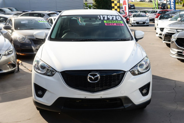 2014 Mazda Cx-5 KE1031  Maxx Sport Suv Image 3