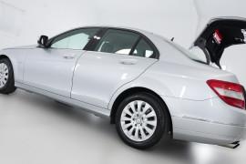 2007 Mercedes-Benz C200 Kompressor W204 C200 Kompressor Sedan