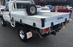 2015 Toyota Landcruiser VDJ79R Turbo Workmate 4x4 t/t/sides Image 4