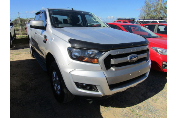 2017 Ford Ranger PX MKII XLS Utility Image 2